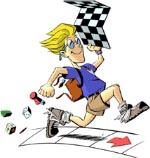 Logoet for boardgamegeek.com
