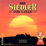 'Settlers of Catan' - originalt tysk cover
