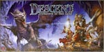 'Descent' - et af de nyeste, store Ameritrash-spil fra Fantasy Flight Games