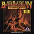'Barbarian', Palace Software, front cover.