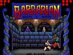 'Barbarian', aka 'Death Sword', in-game.