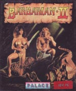 'Barbarian II', front cover.