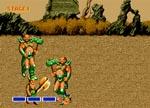 'Golden Axe', in-game.