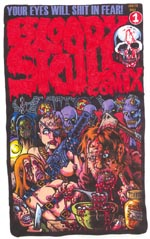Bloody Skull Comix