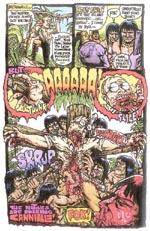 Fra Bloody Skull Comix #1