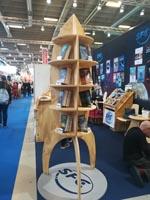 Science Fiction Cirklens raketreol. Et af fantastikkens fyrtårne på BogForum.