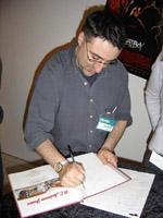 H.C. Andersen Junior signeres...