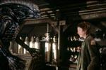 Gigers rumvæsen fra 'Alien' realiseret på film.