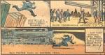 Superman demonstrerer sine fantastiske kræfter. 'Action Comics' #1 (1938)