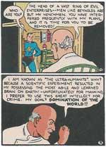 The Ultra-Humanite introducerer sig selv. 'Action Comics' #13 (1939)