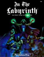 'Into The Labyrinth', 'Advanced Melee' og 'Advanced Wizard' havde samme cover, bare med anden tekst.