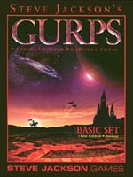 'GURPS' 3rd edition - Revised.