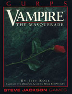 'Vampire - The Masquerade' i 'GURPS'-udgaven.