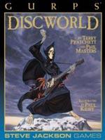 'GURPS Discworld' - En af de licenser der var med til at holde skruen i vandet i slutningen af halvfemserne.