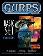 'GURPS Basic set - Campaigns', 4th edition.