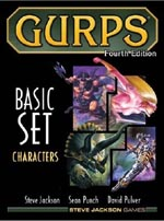 'GURPS Basic set - Characters', 4th edition.