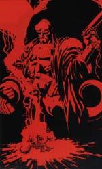 Hellboy - her i Frank Millers streg