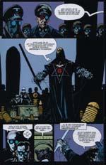 De skumle nazister er i gang med ritualet, der frembringer Hellboy (fra 'Ondskabens Frø')