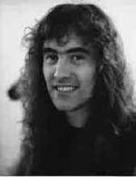 Steve Harris anno 1982.