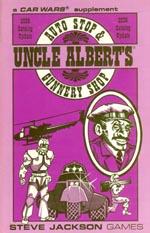 'Uncle Albert's Catalogs' var populære opsamlinger af materiale fra 'Autoduel Quarterly' og andre supplementer