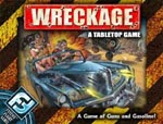 'Wreckage' boxcover