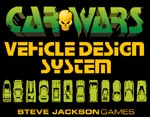 'Car Wars' 5th Edition - Vehicle Design System