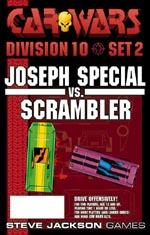 Cover - 'Joseph Special VS Scrambler'