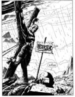 Steve Dillons Rogue Trooper (fra 'Extreme Edition 15') - i min bog bedre end hans 'Preacher'-tegninger