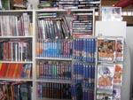 Manga sælger