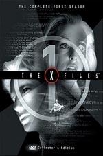 Første sæson af X-Files på DVD