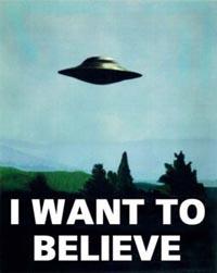Al begyndelse er svær, specielt når man skal gøre en UFO-jagt troværdig