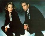 Mulder og Scully i unge udgaver