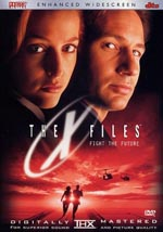 Den første X-Files film (X-Files: Fight the Future)