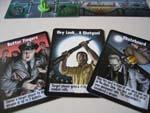 Fra brætspillet 'Zombies!!!'.