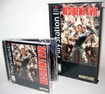 Computerspillet 'Resident Evil'.