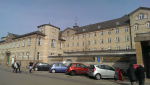 Man kan ikke løbe fra, at fængselsbygningerne er herligt stemningsfulde!