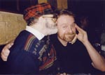 Lucio Fulci og John Martin.