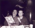 Joe D'Amato og John Martin.