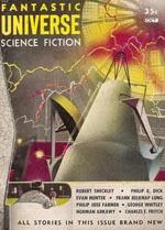 'Fantastic Universe' vol. 2, nr. 3, oktober 1954
