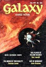 'Galaxy', juni 1970