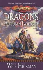 'Dragons of Autumn Twilight' i den nyeste udgave fra 2000