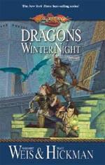 'Dragons of Winter Night' i den nyeste udgave.