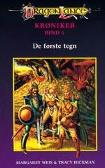 'Chronicles' på dansk i den nyeste udgave. Bind 1: 'De første tegn'
