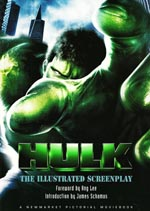 Hulk – The Illustrated Screenplay