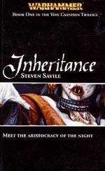 The von Carstein Trilogy: Inheritance