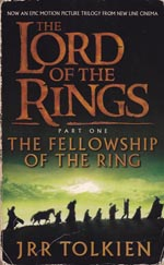 The Lord of the Rings: The Fellowship of the Ring (movie tie-in-udgaven fra 2001)