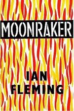 Førsteudgaven af 'Moonraker', Jonathan Cape, 1955