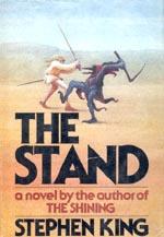 Førsteudgaven af 'The Stand' (1978)