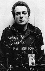 Joe Strummer.