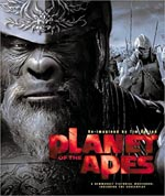Planet of the Apes Re-Imagined by Tim Burton